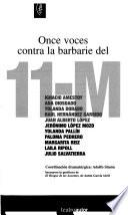 Once voces contra la barbarie del 11-M