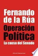 Operación política