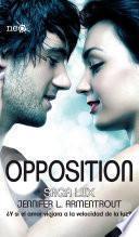 Opposition (Saga LUX 5)