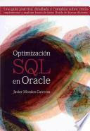 Optimización SQL en Oracle
