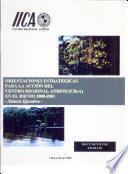 Orientaciones Estrategicas Para la Accion del Centro regional Andino (CReA) en el Bienio 2000-2001