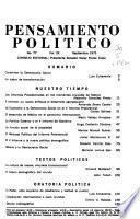 Pensamiento político