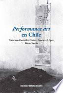 Performance art en Chile