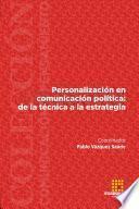 Personalización en comunicación política