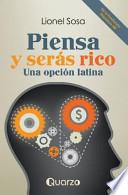 Piensa y sers rico / Think and be rich