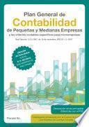 Plan General de Contabilidad de pequeñas y medianas empresas 3.ª edición 2017
