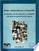Poder, independencia y desarrollo