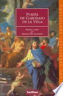Poesía de Garcilaso de la Vega