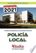 Policía Local. Prueba Psicotécnica y Entrevista Personal
