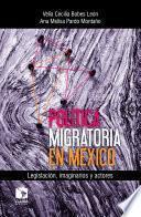 Política migratoria en México