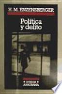 Política y delito