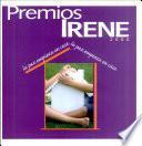 Premios Irene 2006. La paz empieza en casa