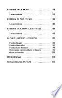 Prensa escrita y estructura de poder en la República Dominicana