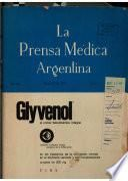 Prensa médica argentina