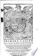 Primera, y segunda parte de la historia del Peru,