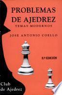 Problemas de ajedrez