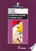 Problemas sociales y trabajo social