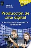 Producción de cine digital