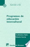Programas de educación intercultural