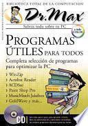 Programas útiles para todos