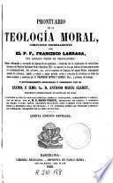 Prontuario de la teologia moral