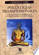 Psicologías transpersonales