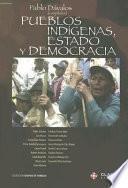 Pueblos indígenas, estado y democracia