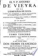 Quarenta y ocho sermones de diferentes Santos