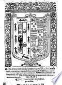 Quarta parte del espejo de consolacion, en la qual se veran muchas y grandes hystorias dela segrada escriptura, para consolacion delos que enelta vida padascen tribulacion