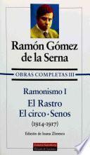 Ramonismo I. El Rastro. El circo. Senos
