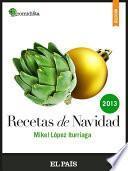 Recetas de Navidad de El Comidista 2013