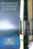 Recursos del subsuelo de Asturias