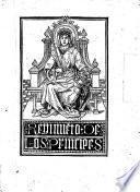 Regimiento de los principes