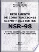 Reglamento de Construccines Sismorresistentes NSR 10 Tomo Dos