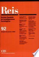 REIS - Octubre/Diciembre 2000