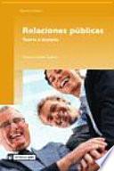 Relaciones públicas. Teoría e historia