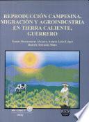 Reproducción campesina, migración y agroindustria en Tierra Caliente, Guerrero