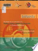 Resultado de la evaluación a la política pública integral de desarrollo y protección social