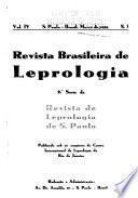 Revista Brasileira de Leprologia