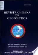 Revista chilena de geopolítica