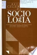 Revista Colombiana de Sociologia