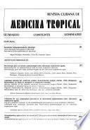 Revista cubana de medicina tropical