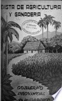 Revista de Agricultura y Ganadería