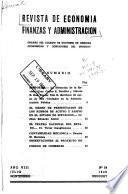 Revista de Economia, Finanzas y Administracion