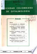 Revista de la Sociedad Colombiana de Oftalmología