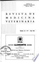 Revista de medicina veterinaria