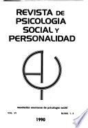 Revista de psicología social y personalidad