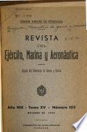 Revista del ejercito, marina y aeronautica
