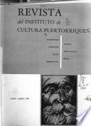 Revista del Instituto de Cultura Puertorriqueña