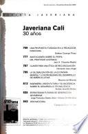 Revista javeriana